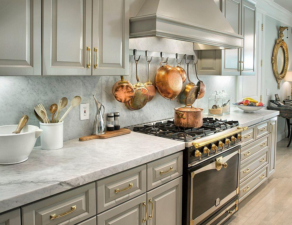Sparkling Trend Gorgeous Kitchens Bright