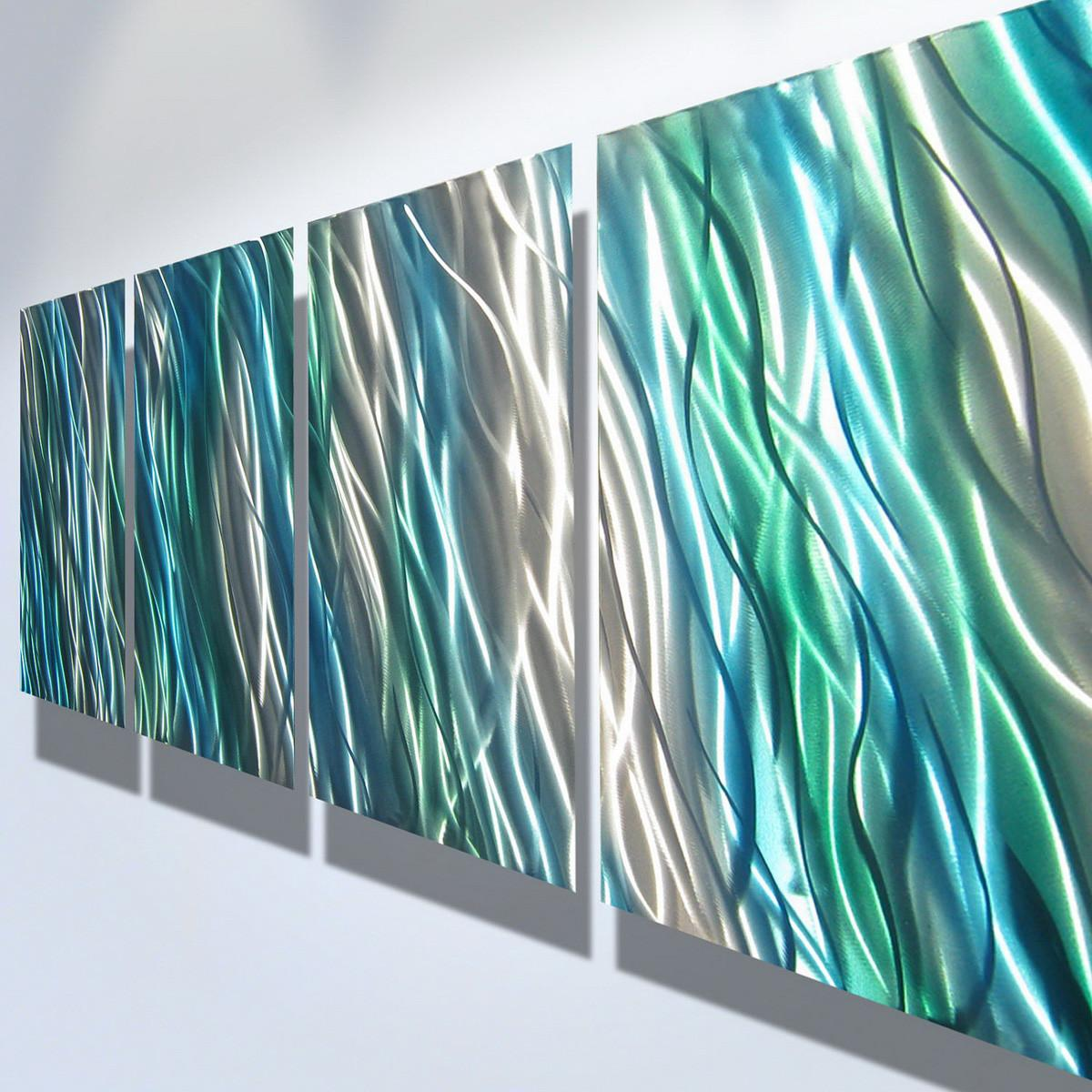 Special Design Abstract Metal Arts Contemporary Wall Art