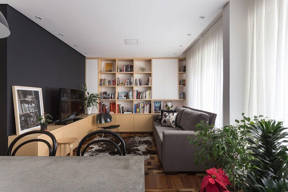 Special House Optimized Space Integrated