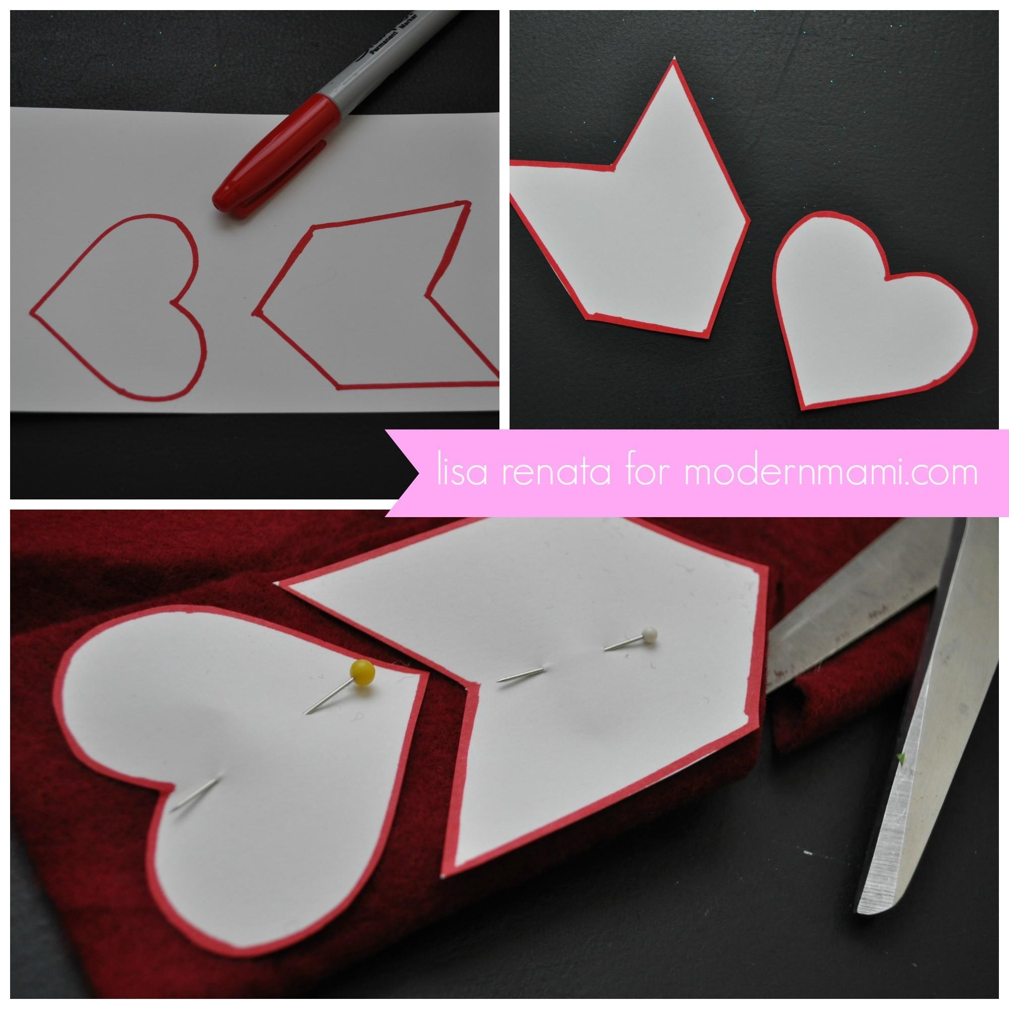 Special Valentine Day Delivery Handmade