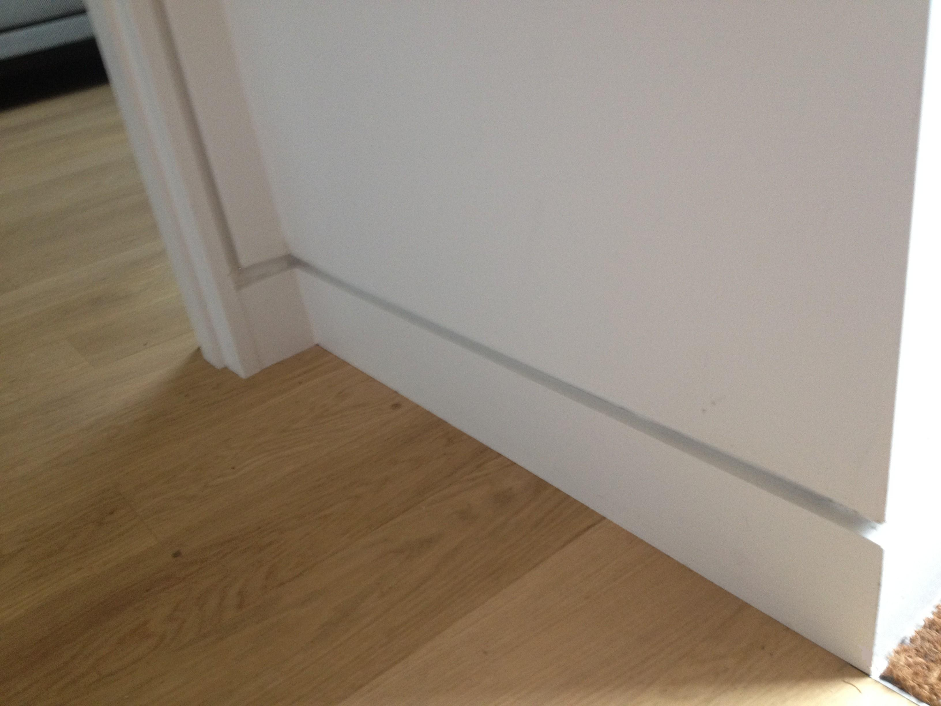 Specialty Drywall Trims Installation Taping