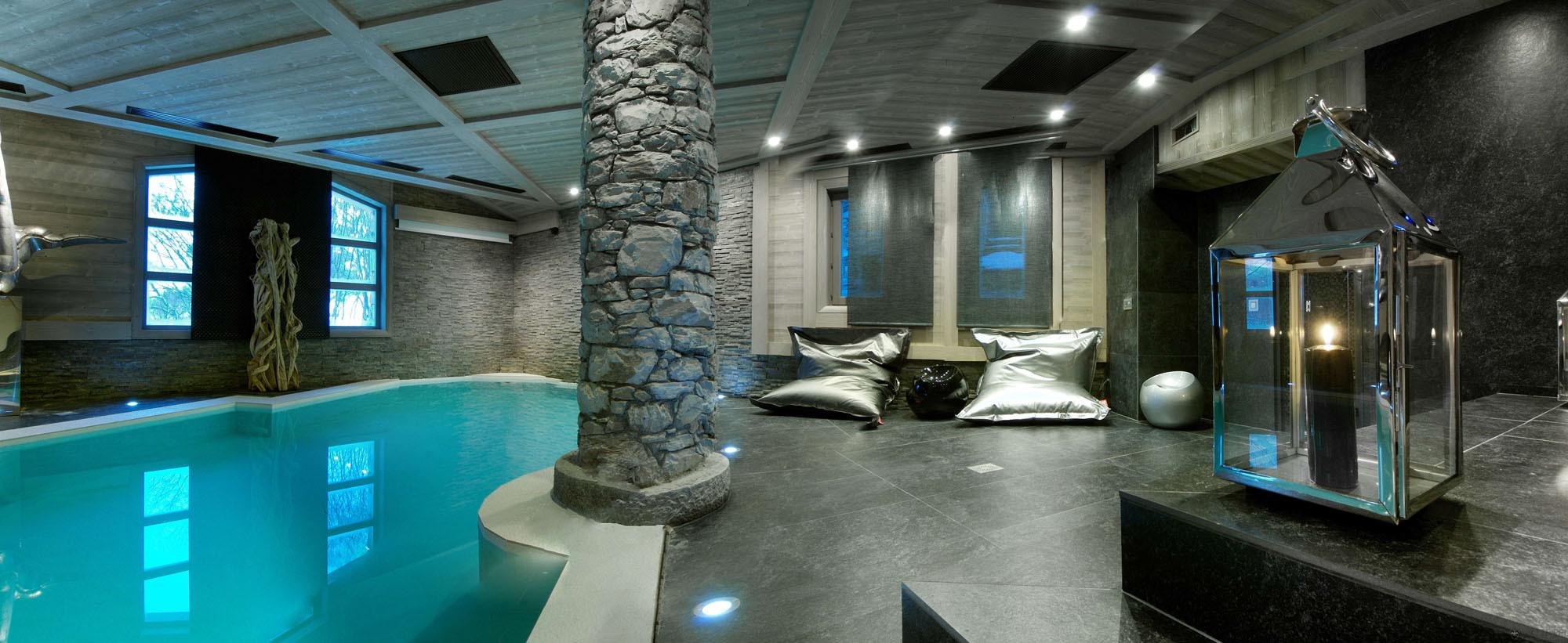 Spectacular Chalet Black Pearl Philippe Capezzone