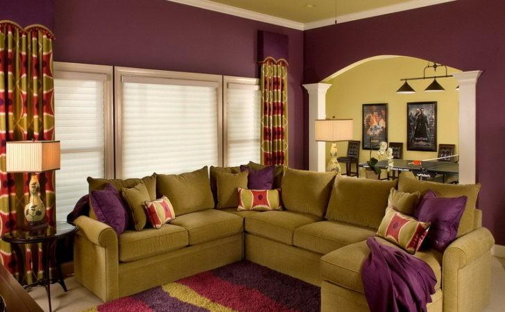 Spectacular Colored Rooms Darko Homes Book