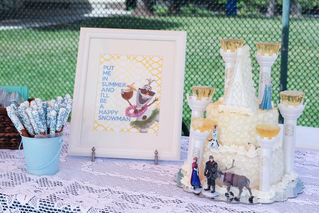 Spectacular Frozen Birthday Party Ideas Girl Inspired