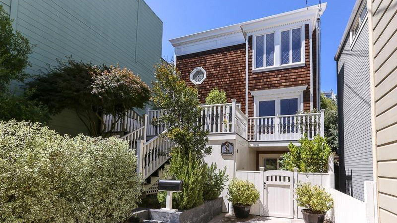 Spectacular Noe Valley Edwardian Asks Million