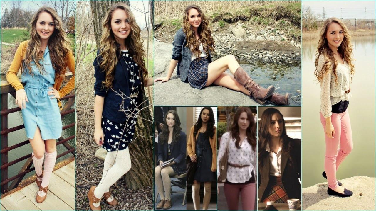 Spencer Hastings Style Spring Outfit Inspiration Jackie
