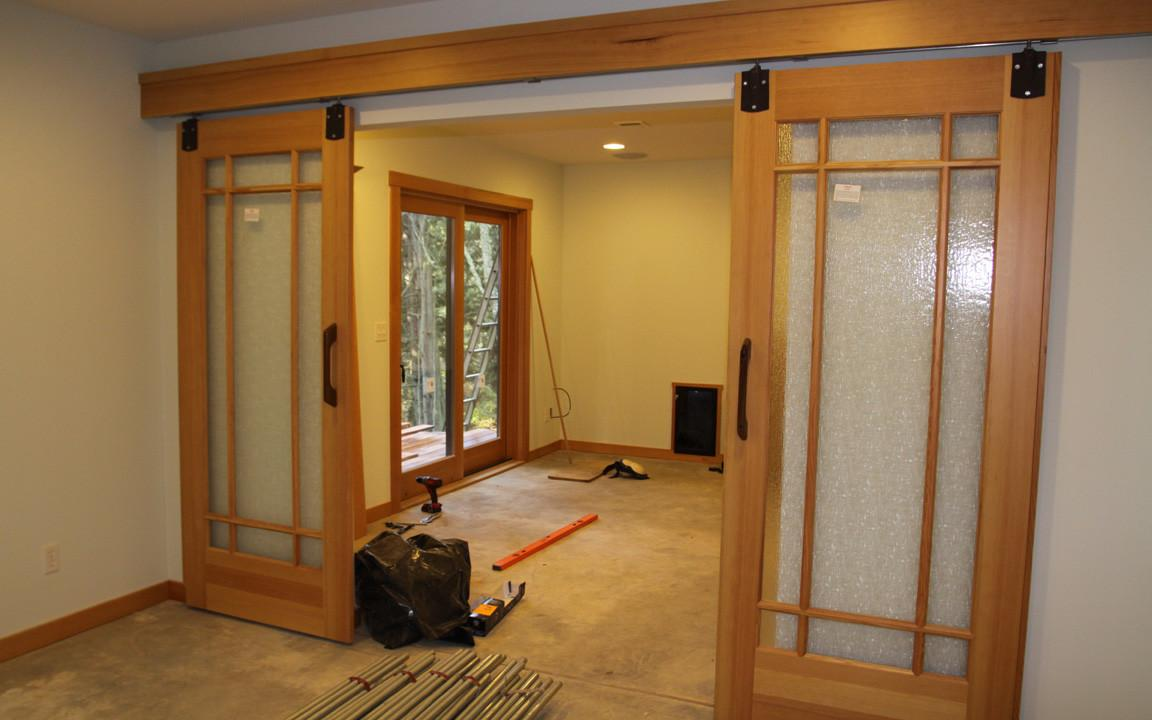 Spice Your Home Interior Sliding Doors Ward Log