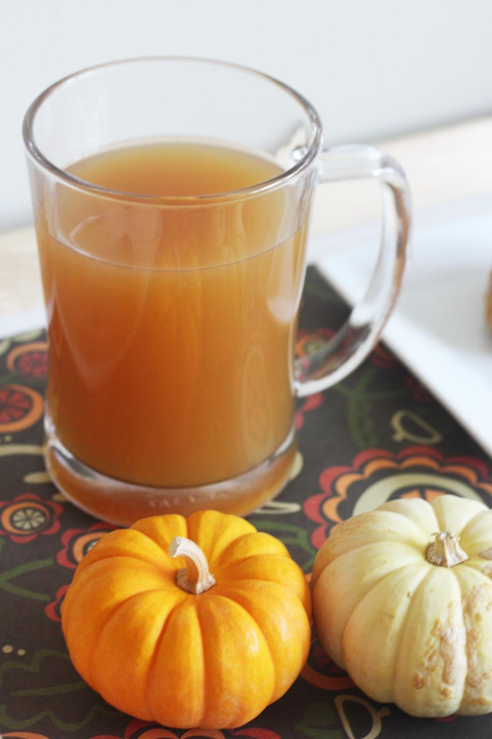 Spiced Apple Cider Recipe Catch Party
