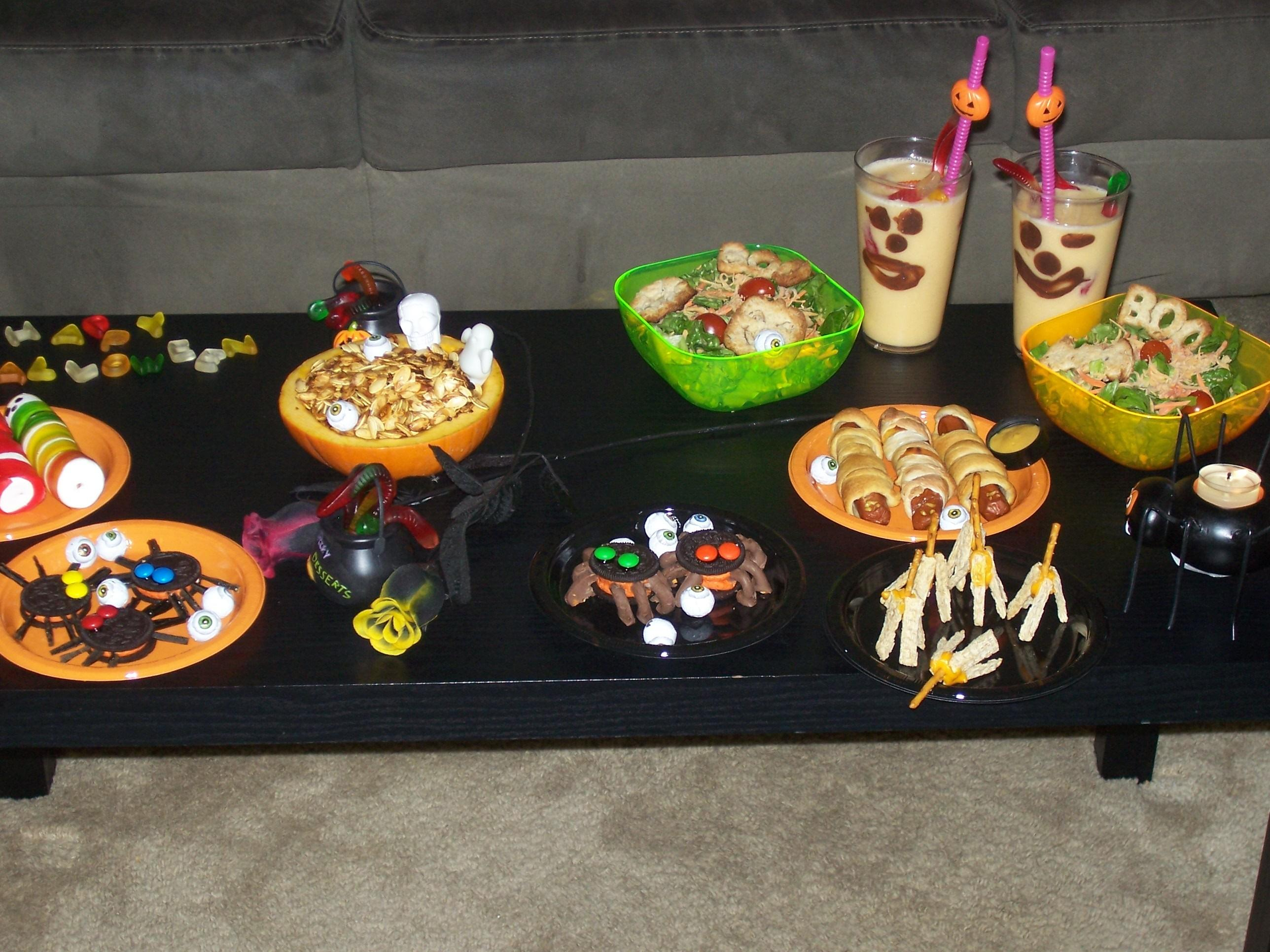 Spooktacular Fall Favorites Twitter Party October