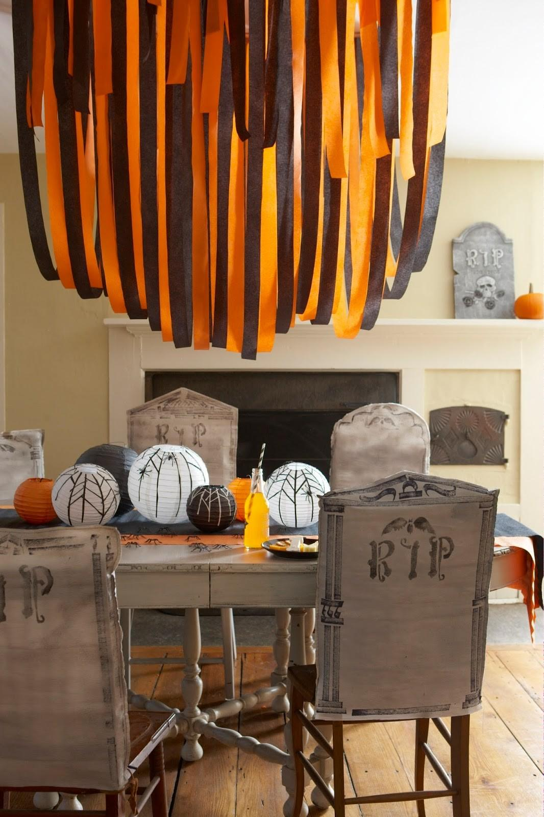 Spooky Decor Ideas Perfect Halloween Dinner
