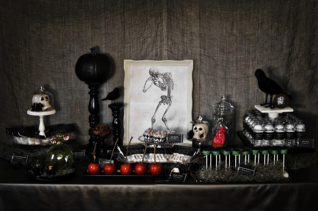 Spooky Halloween Party Ideas Handmade Decor Flair