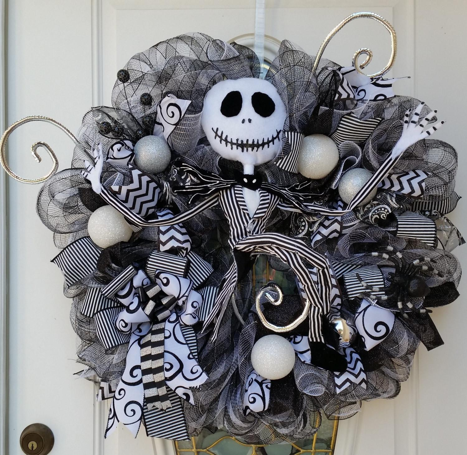 Spooky Handmade Halloween Wreath Designs Your Front