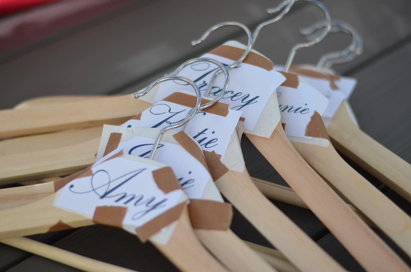 Spot Whimsy Diy Personalized Hanger