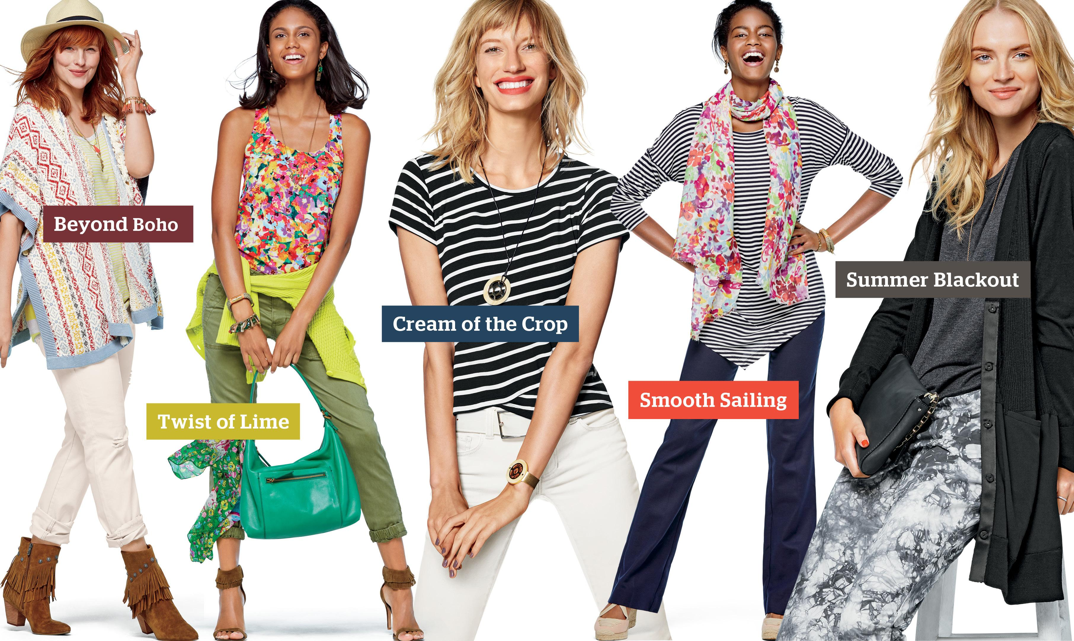 Spring 2016 Trend Report Cabi 2018 Collection