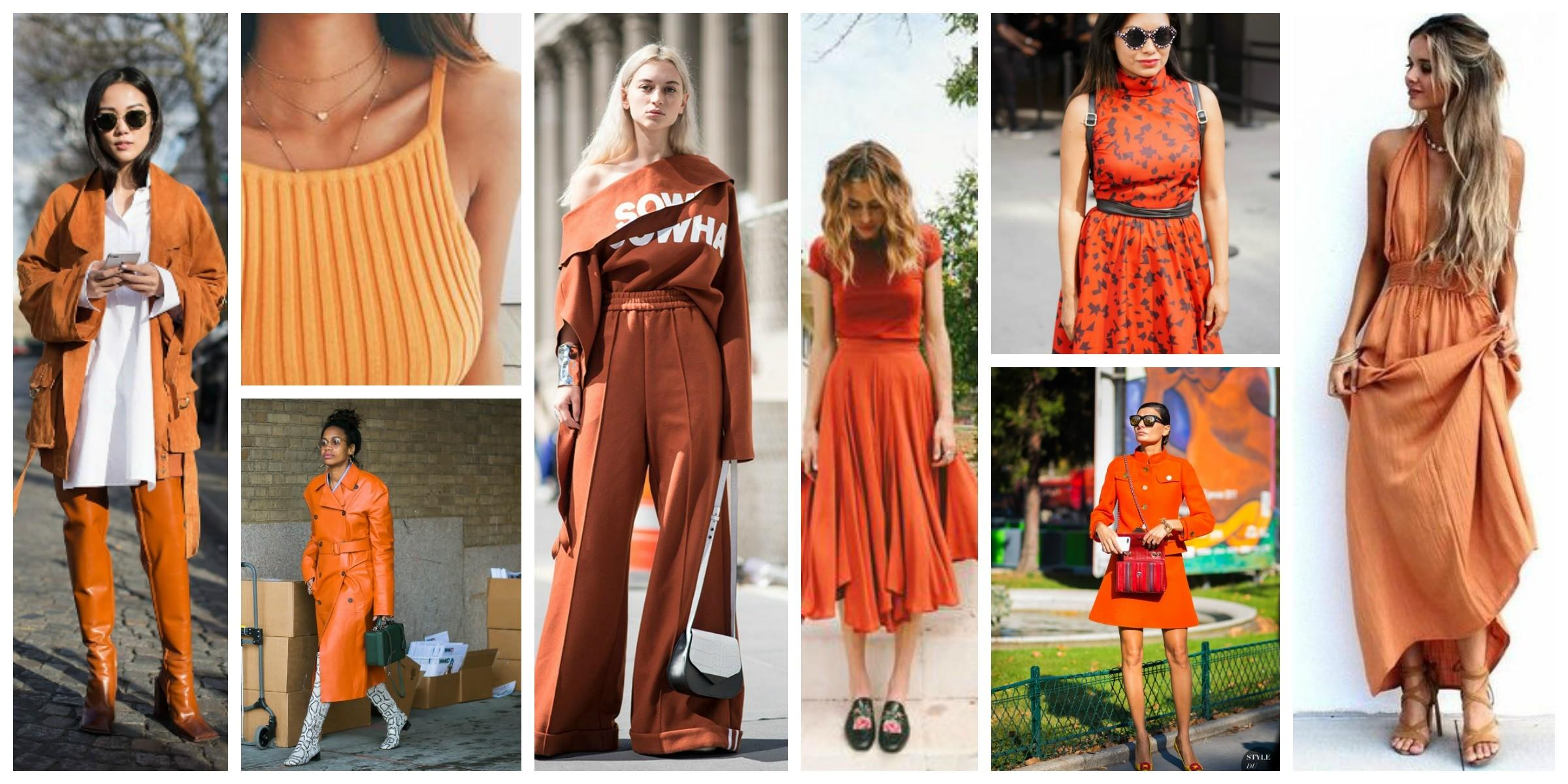 Spring 2017 Fashion Trends Colors Wear