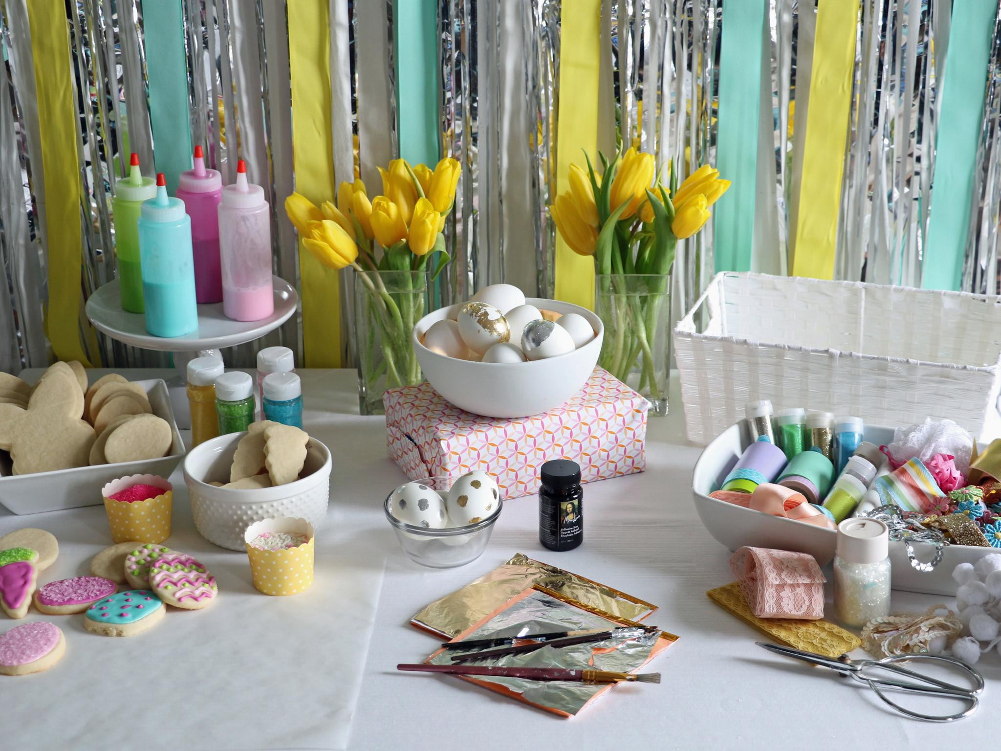 Spring Centerpieces Table Decorations Ideas