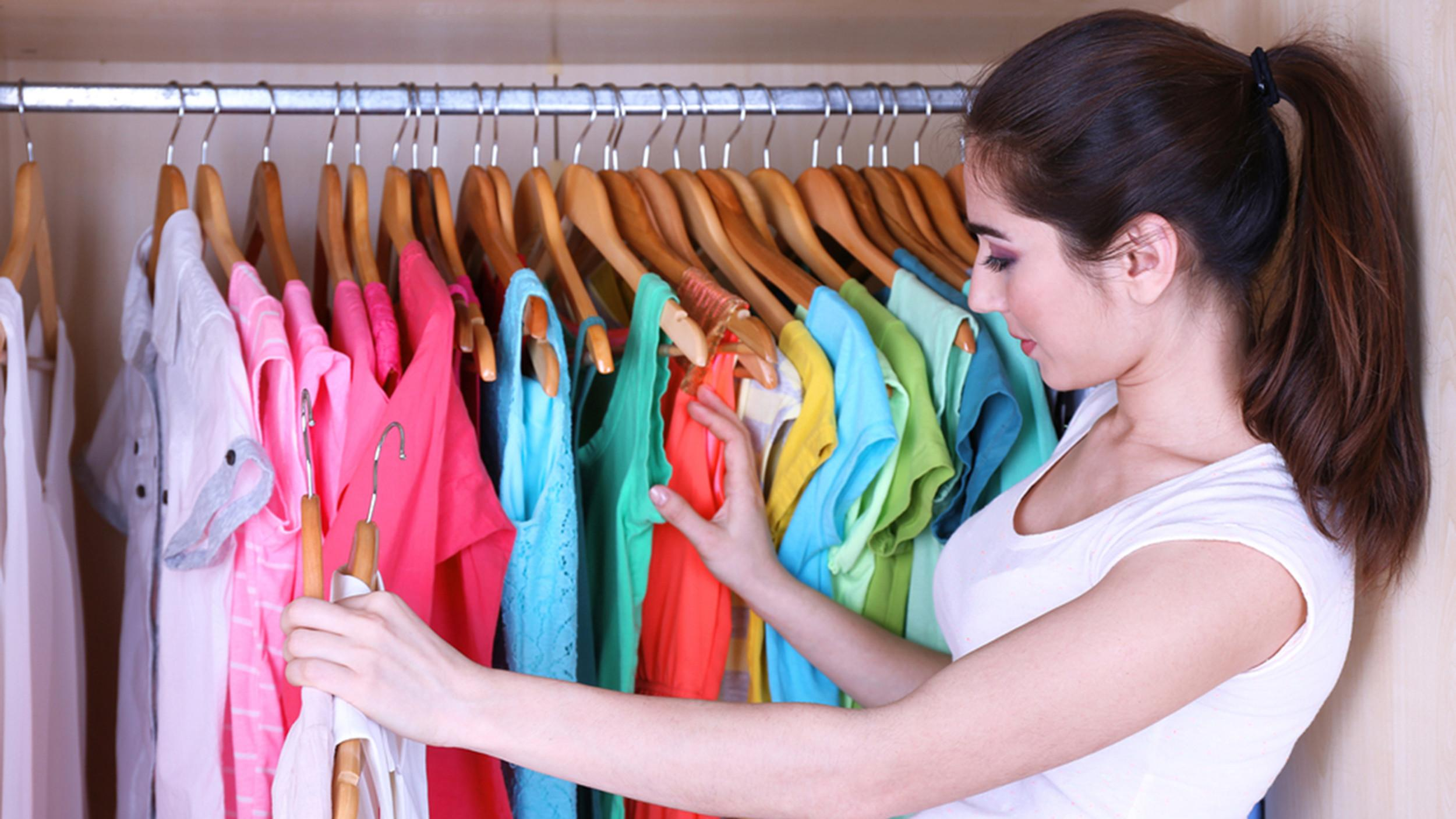 Spring Cleaning Clean Your Closet Minutes