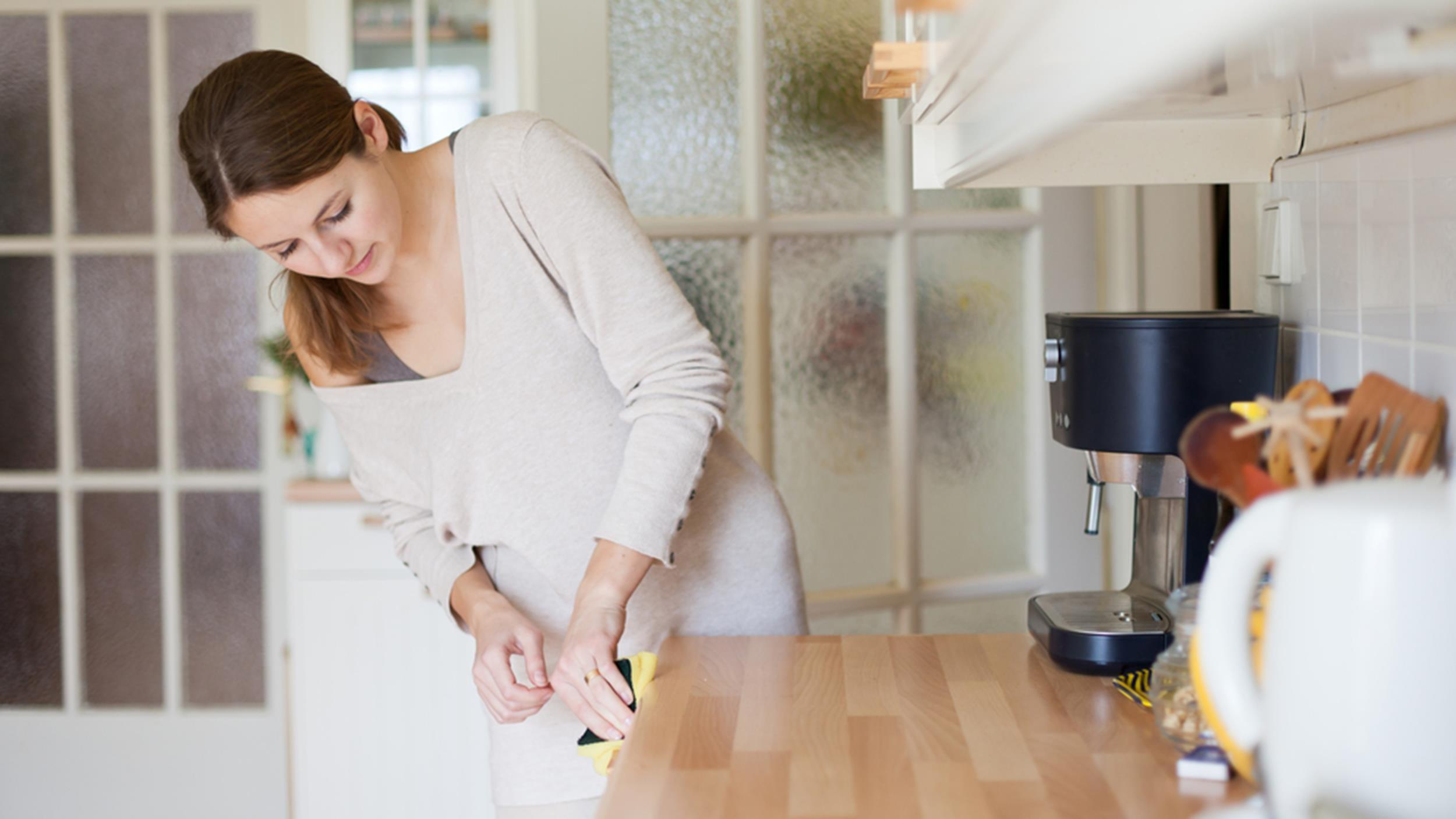 Spring Cleaning Clean Your Kitchen Minutes