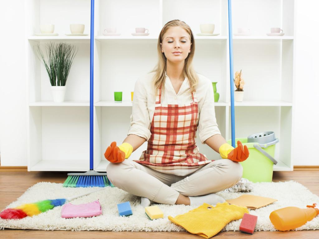 Spring Cleaning Declutter Tips Mind Body Soul