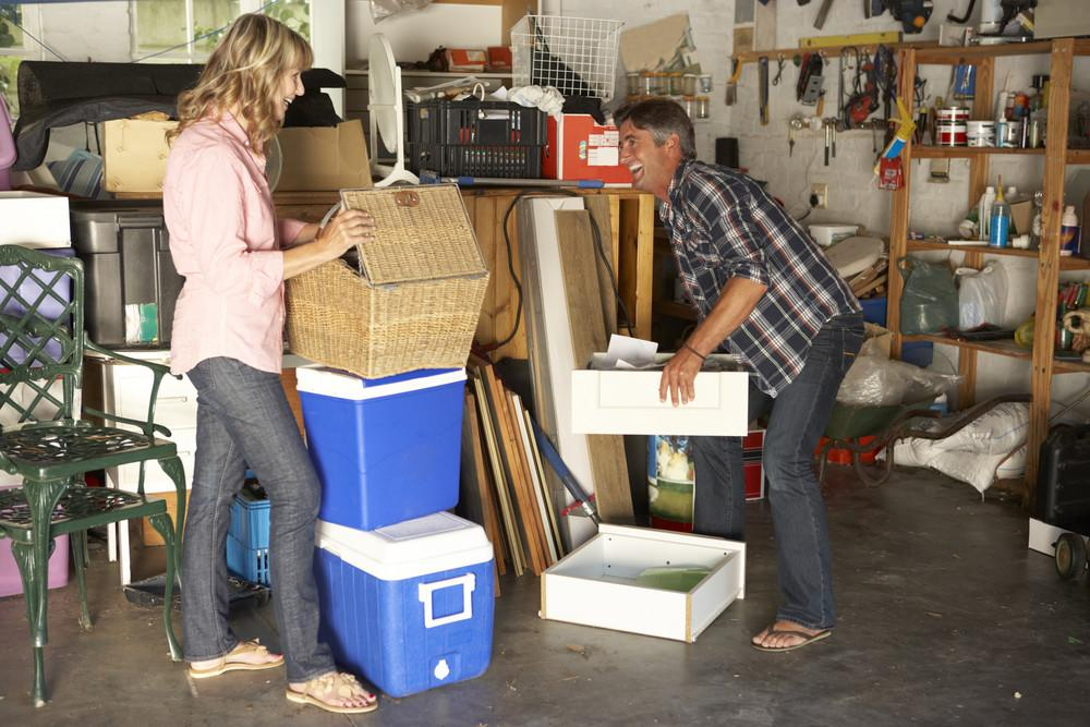 Spring Cleaning Get Your Garage Ready Warmer Weather