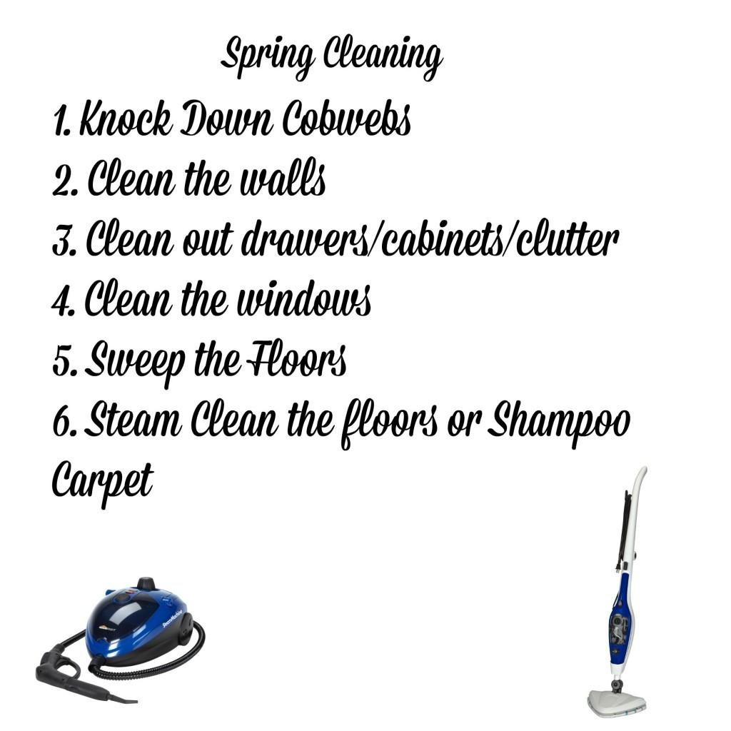 Spring Cleaning Homeright Giveaway Ends