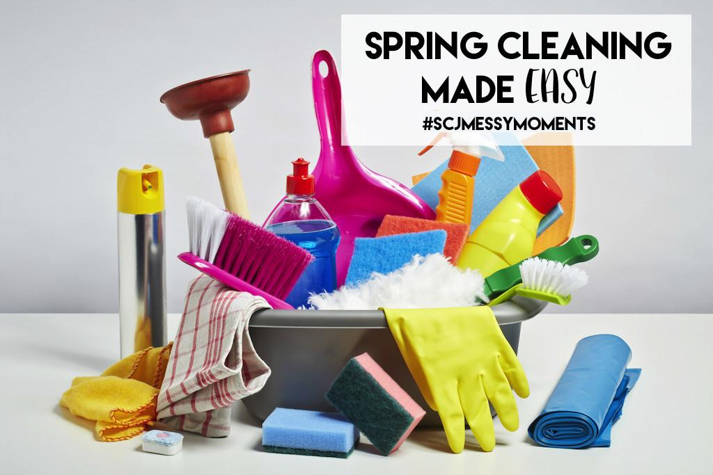 Spring Cleaning Made Easy Windex Simply Sinova