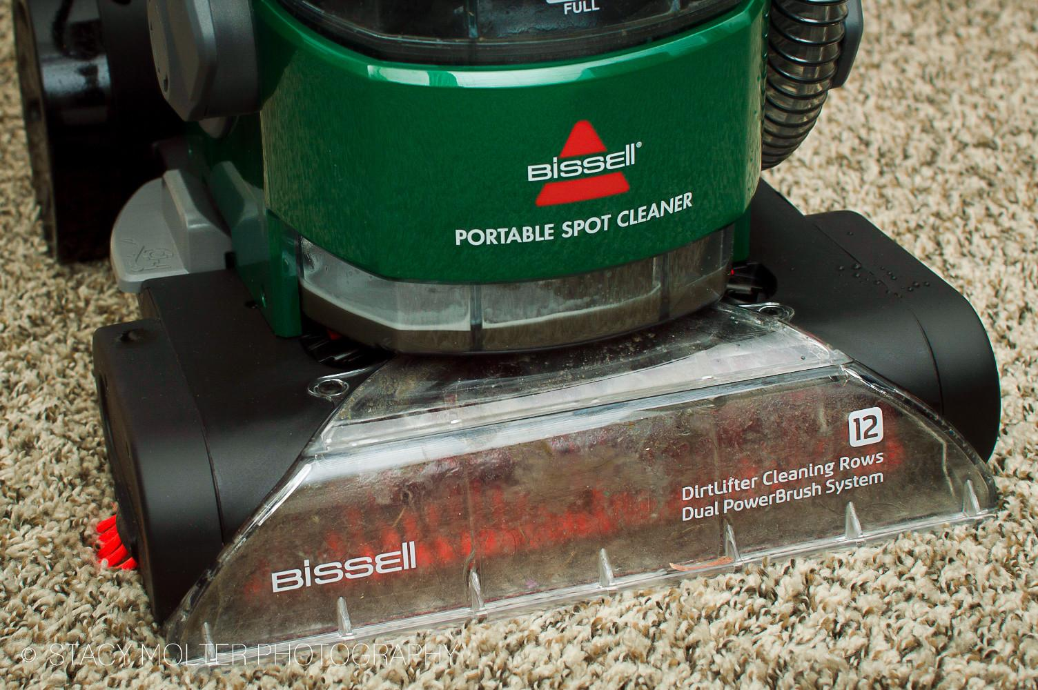 Spring Cleaning Tips Bissell Deep Cleaner Yearly