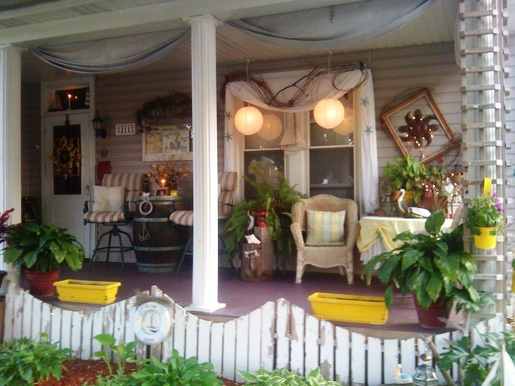 Spring Decorating Ideas Front Porch
