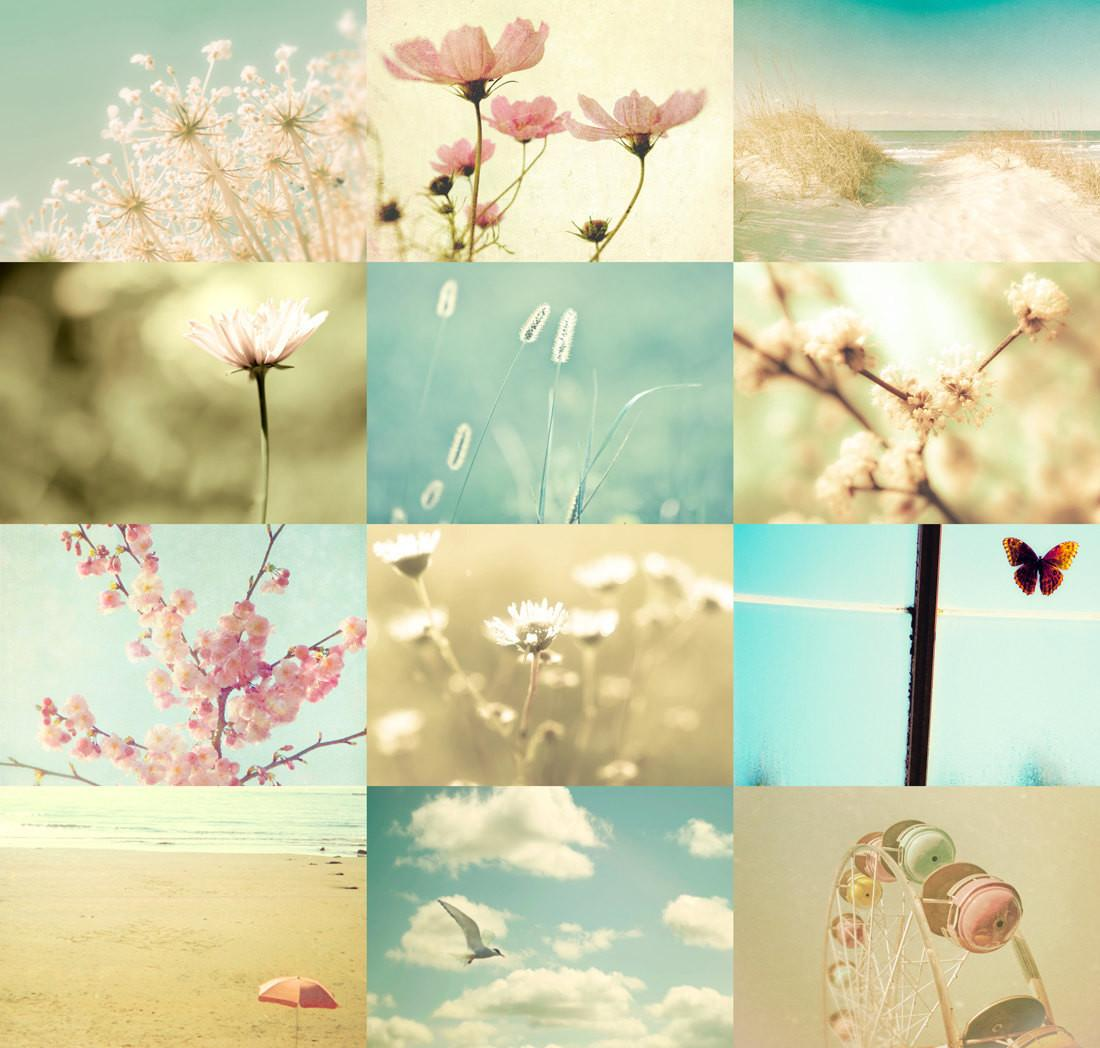 Spring Decorating Ideas Home Decor Pastel Colors