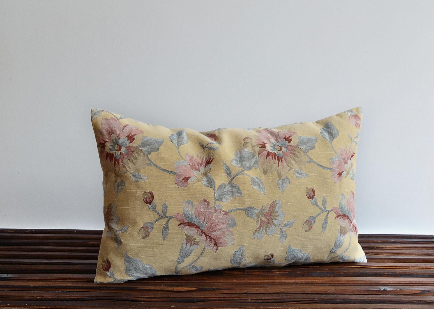 Spring Home Decor Pillow Cover Inch Decorative