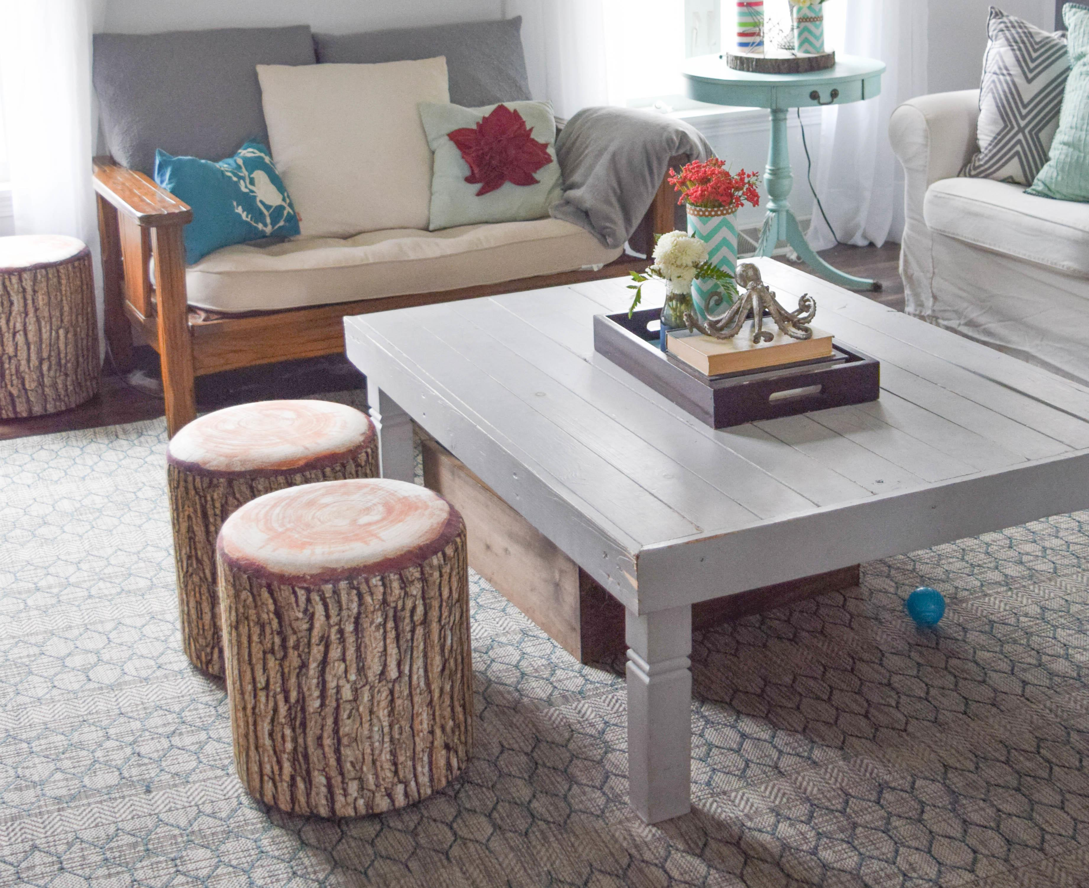 Spring Home Tour Coastal Bold Style Our House