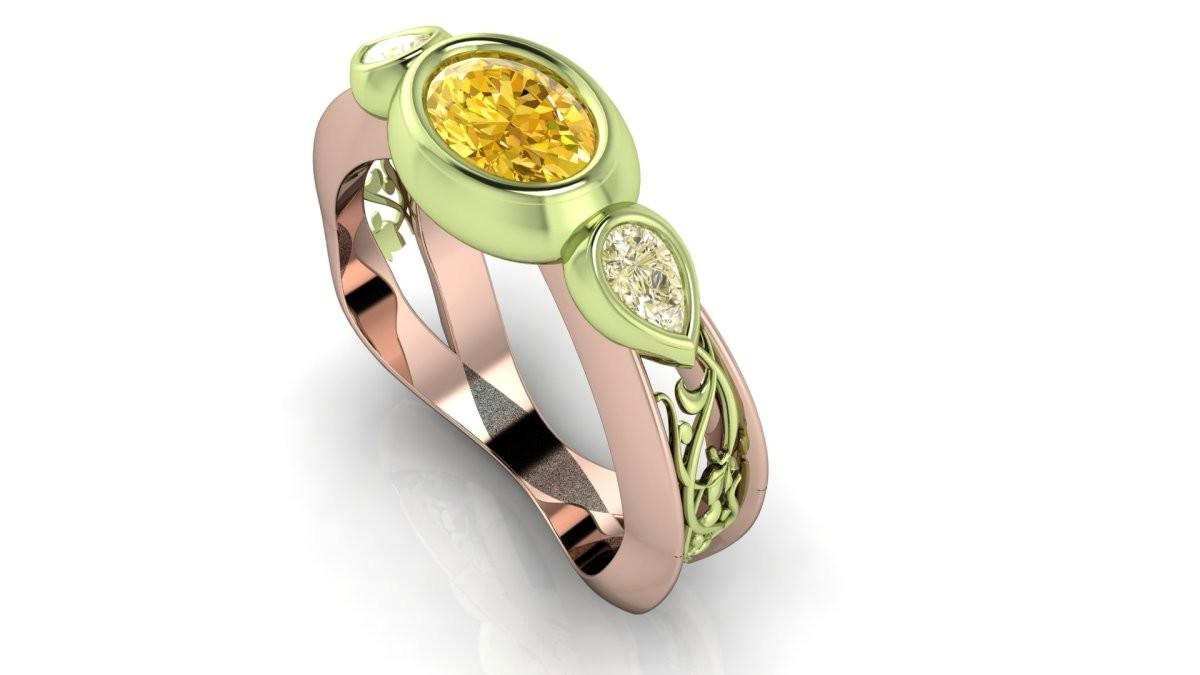 Spring Inspired Jewelry Fashion Jette