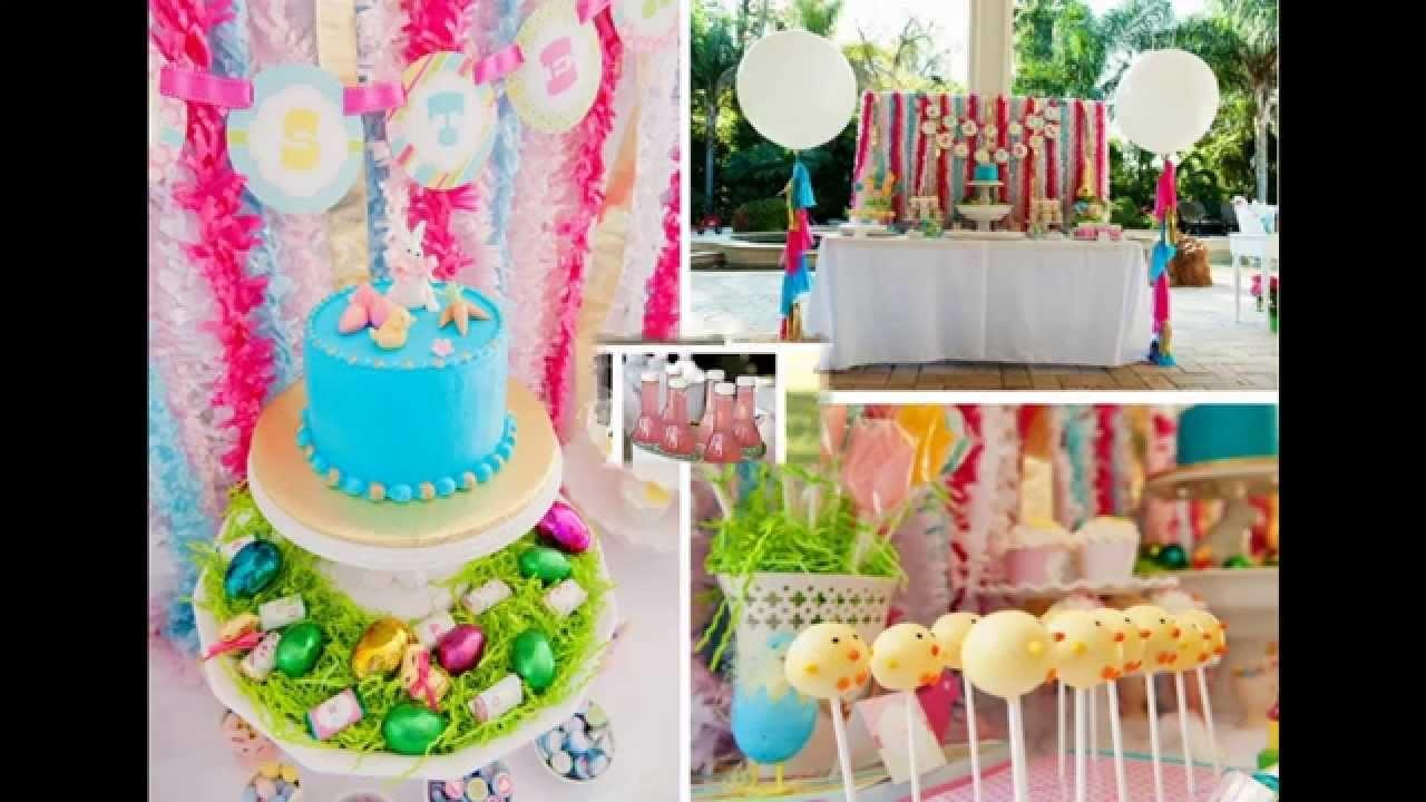 Spring Party Decoration Ideas