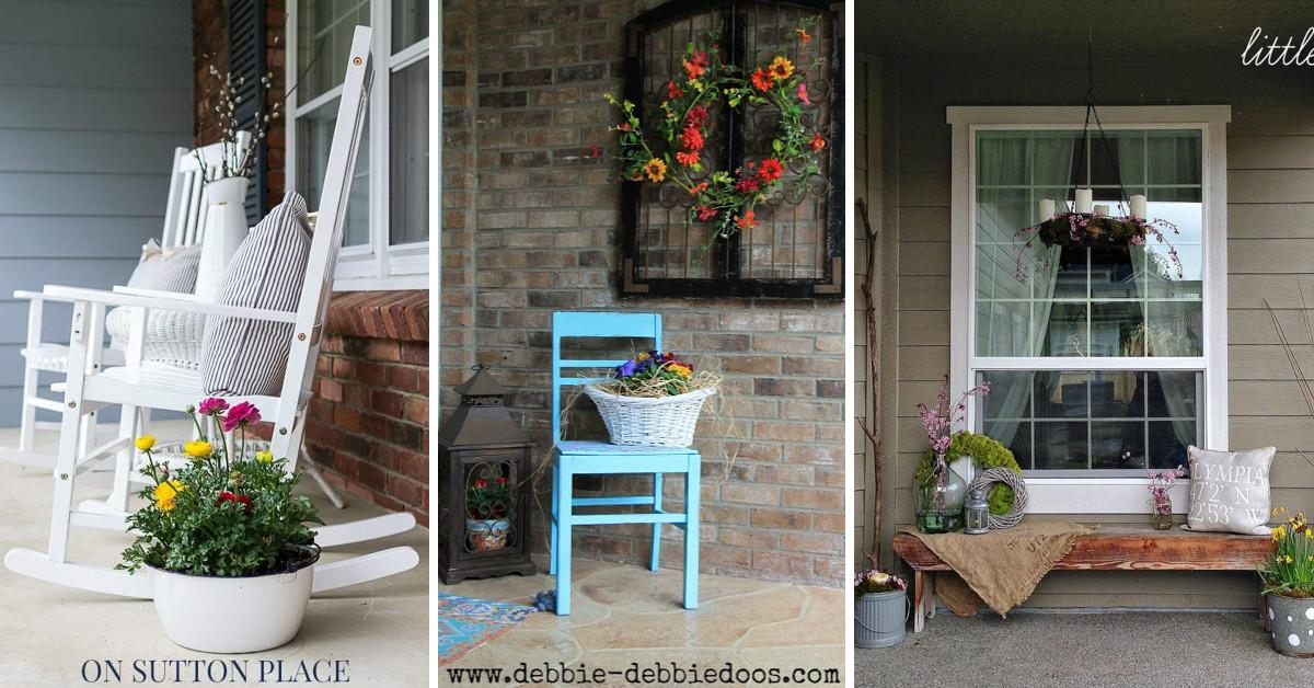 Spring Porch Decoration Ideas Much More Than
