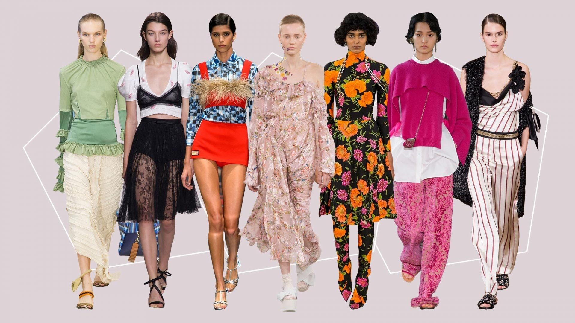 Spring Summer 2017 Fashion Trends Know Now