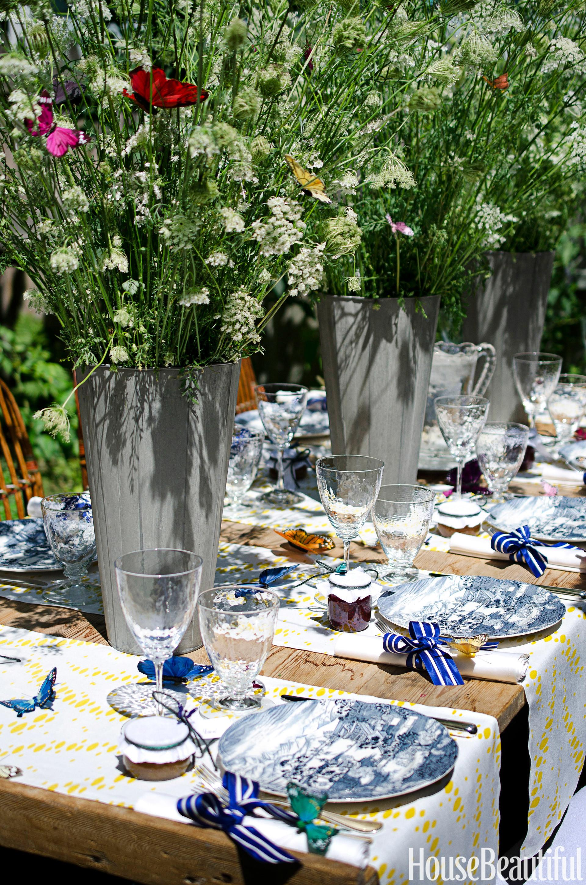 Spring Table Setting Ideas Tablescapes