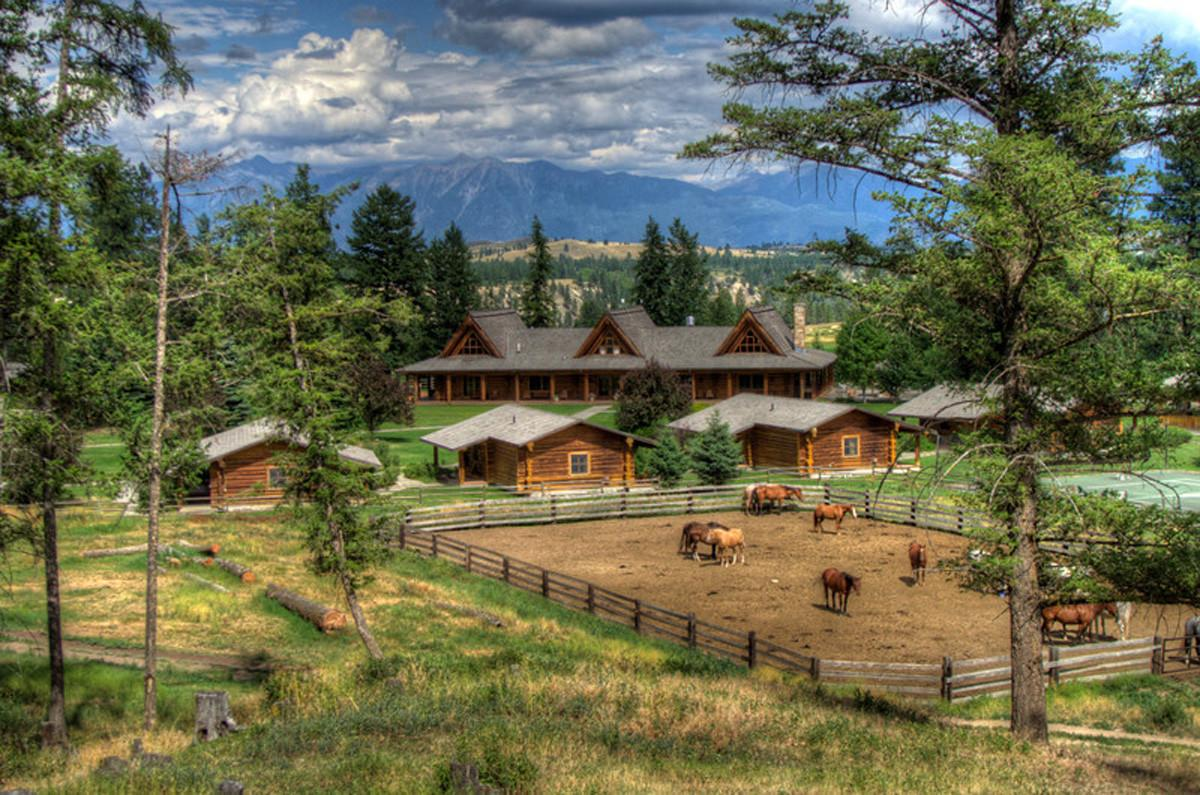 Spur Alliance Top Guest Ranches North America