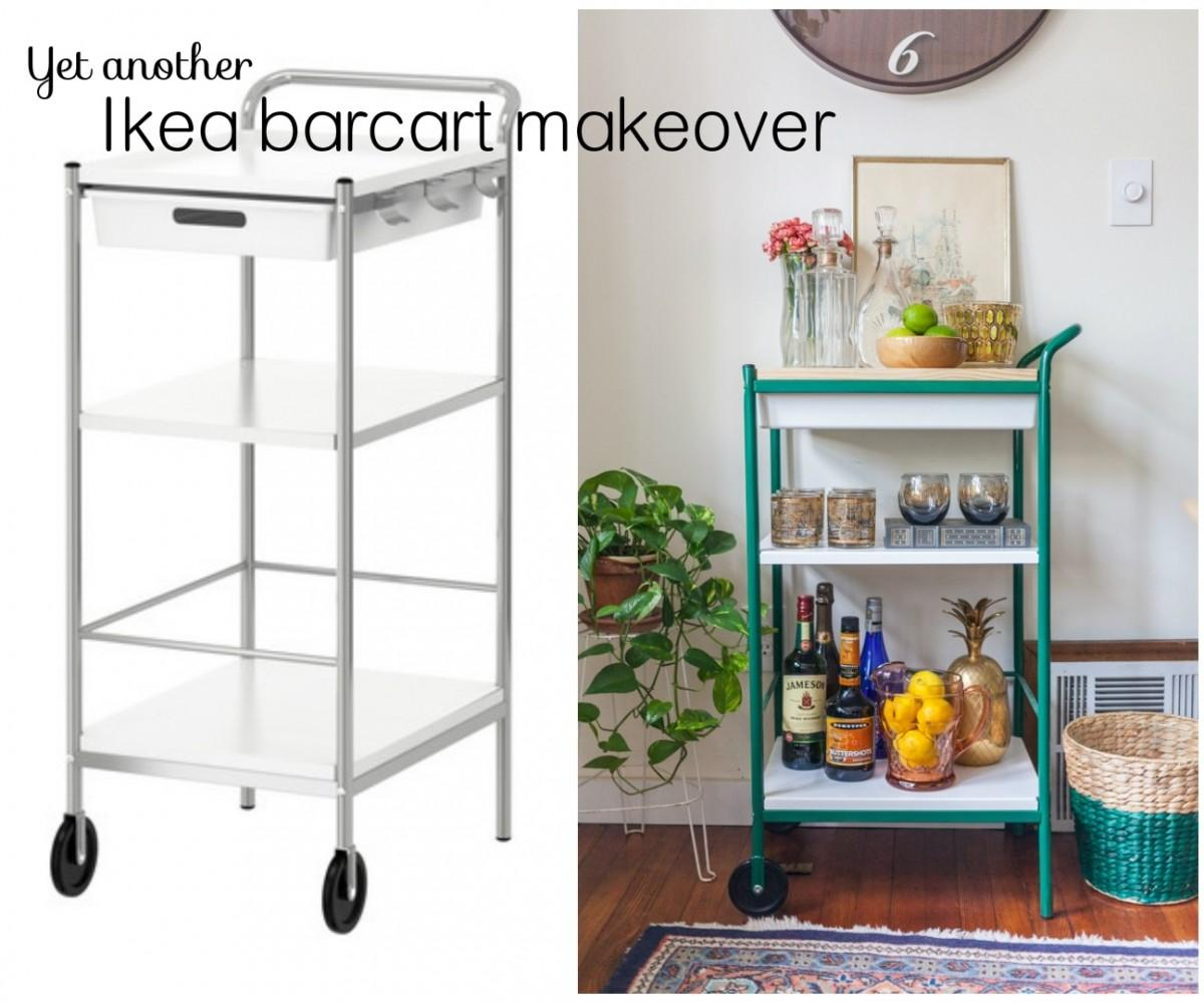 Staggering Delightful Coffee Table Makeovers Diy Bar Cart