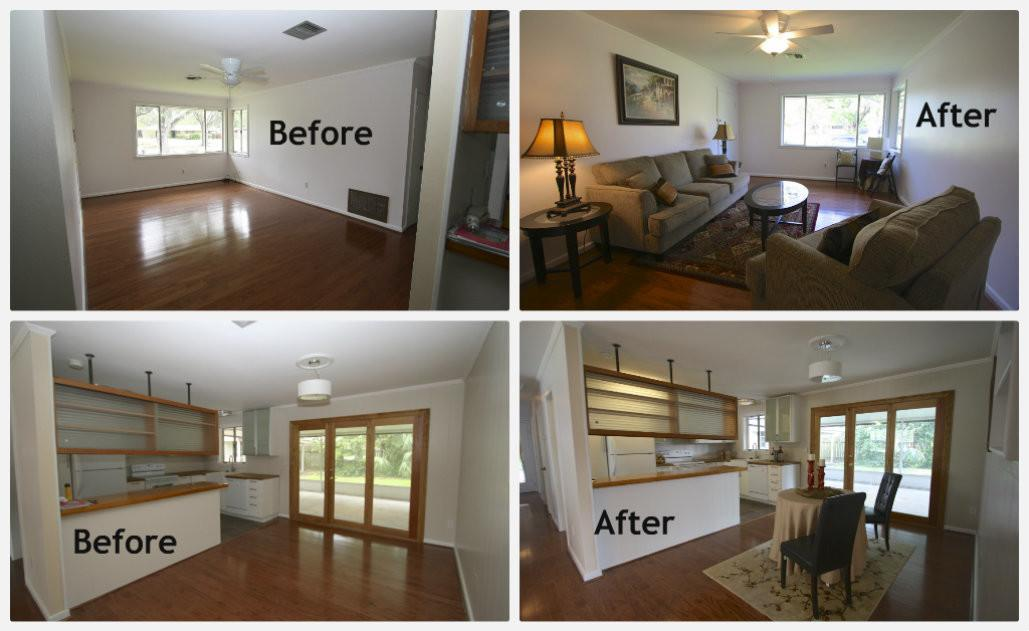Staging Can Take Your Vacant Home Cold Cool