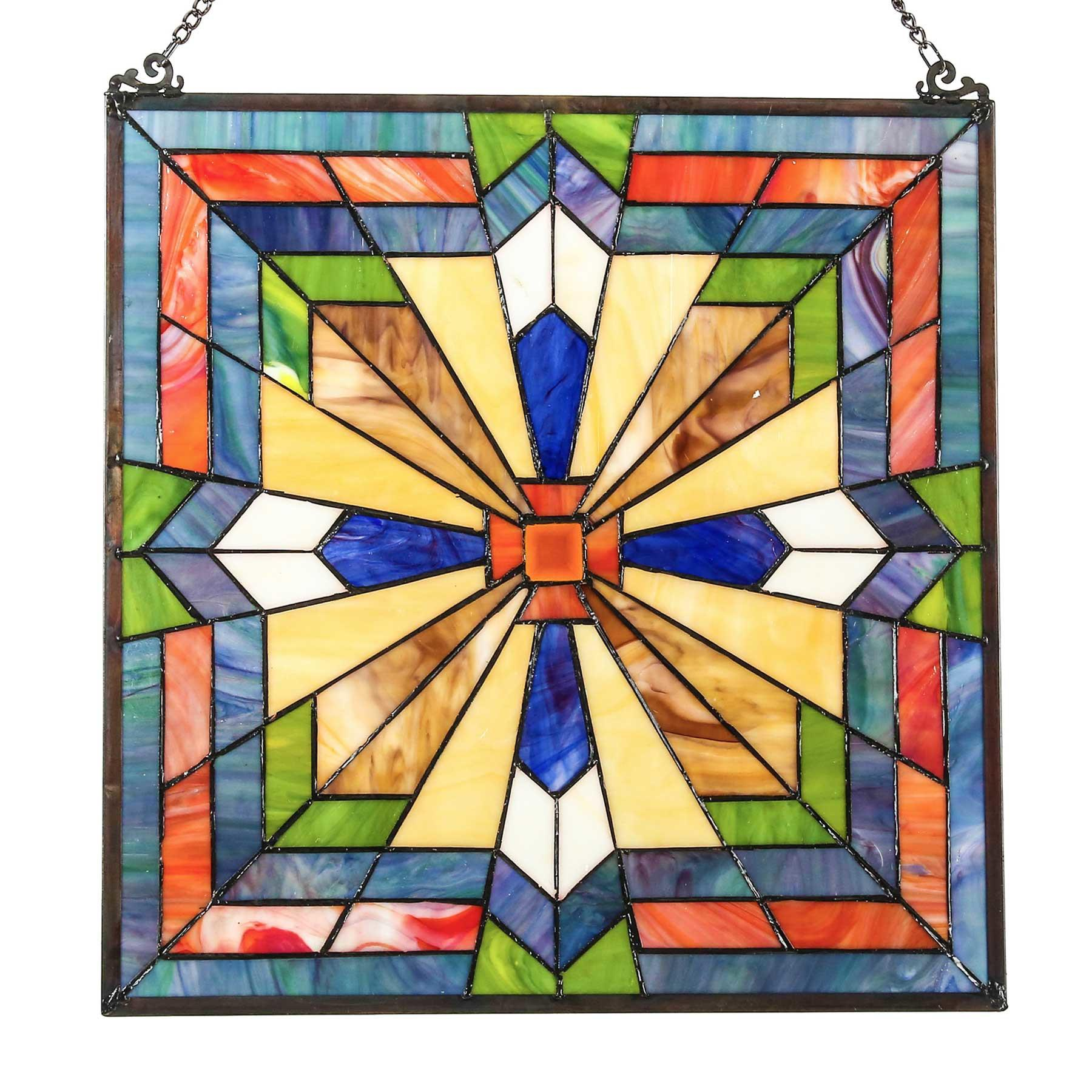 Stained Glass Panels Great Solar