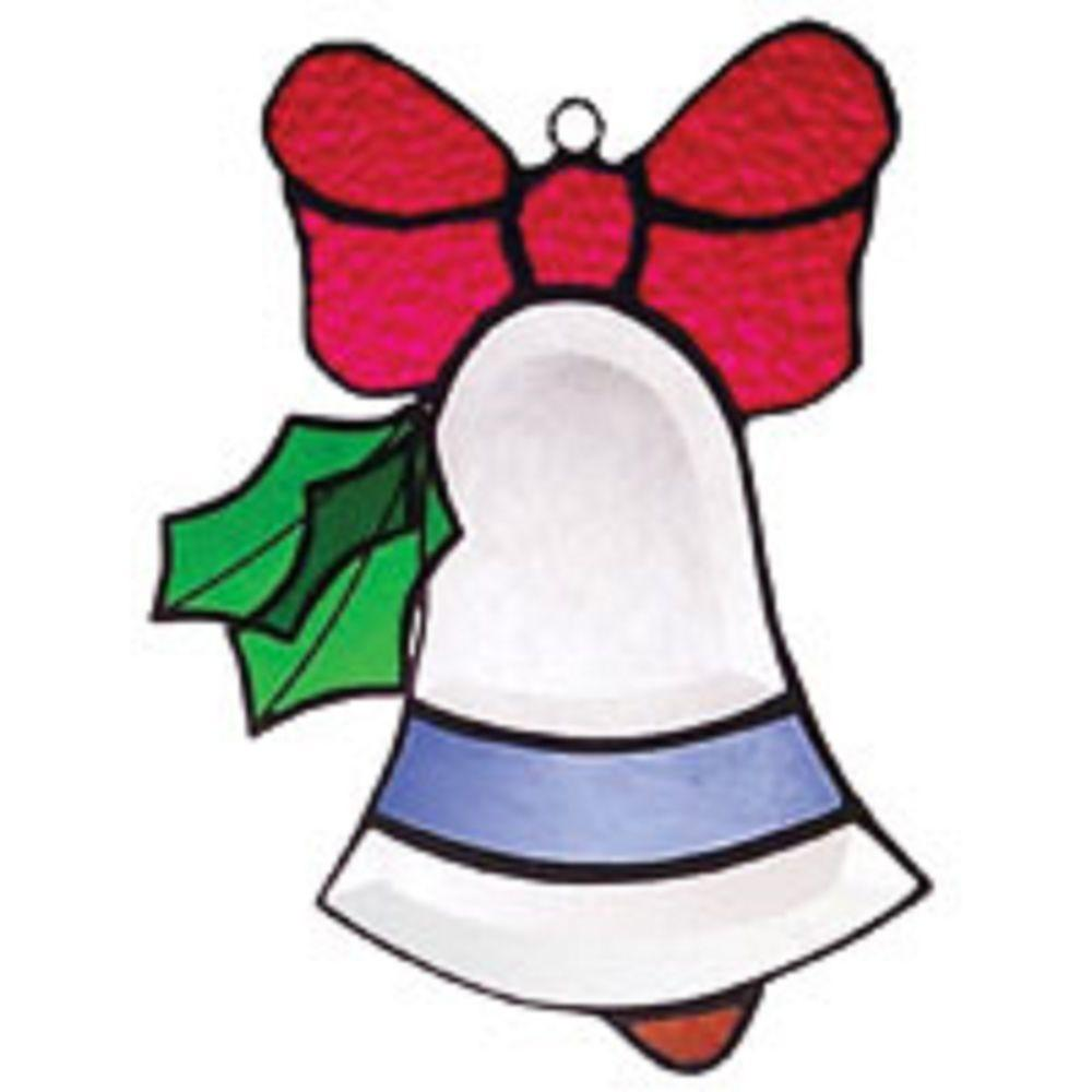Stained Glass Supplies Piece Christmas Bell Bevel