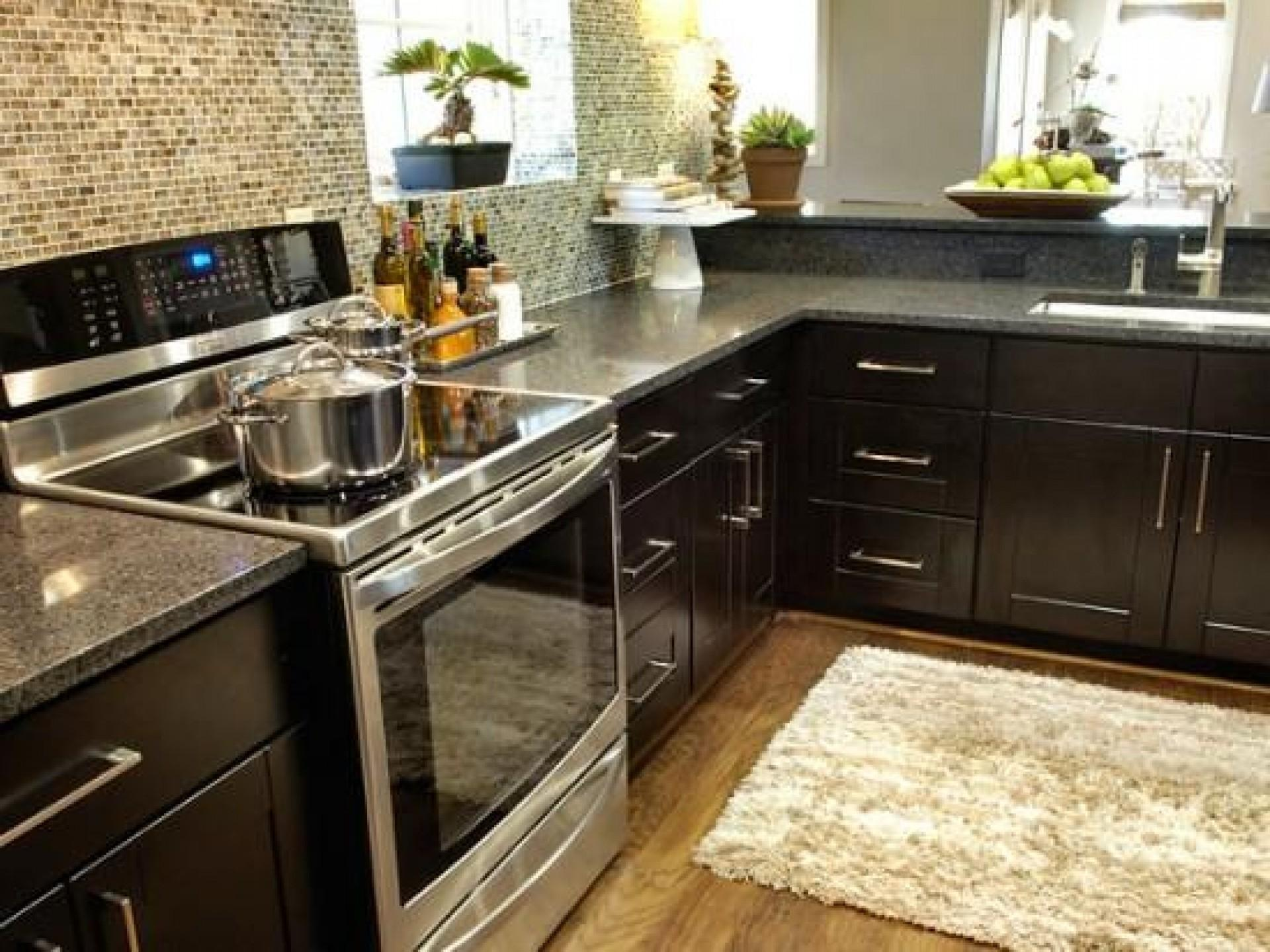 Stainless Steel Countertops Design Decoration