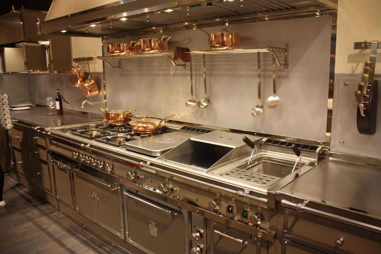 Stainless Steel Countertops Perfect Hardworking