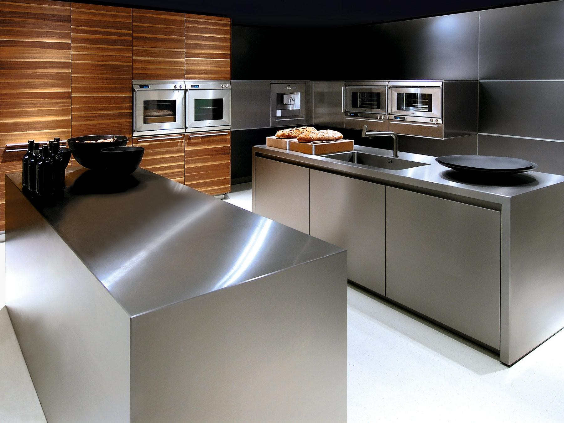 Stainless Steel Kitchen Bulthaup