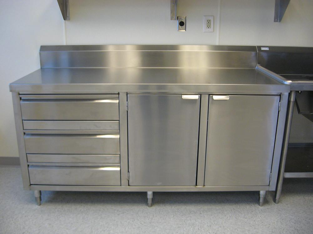 Stainless Steel Knobs Kitchen Cabinets