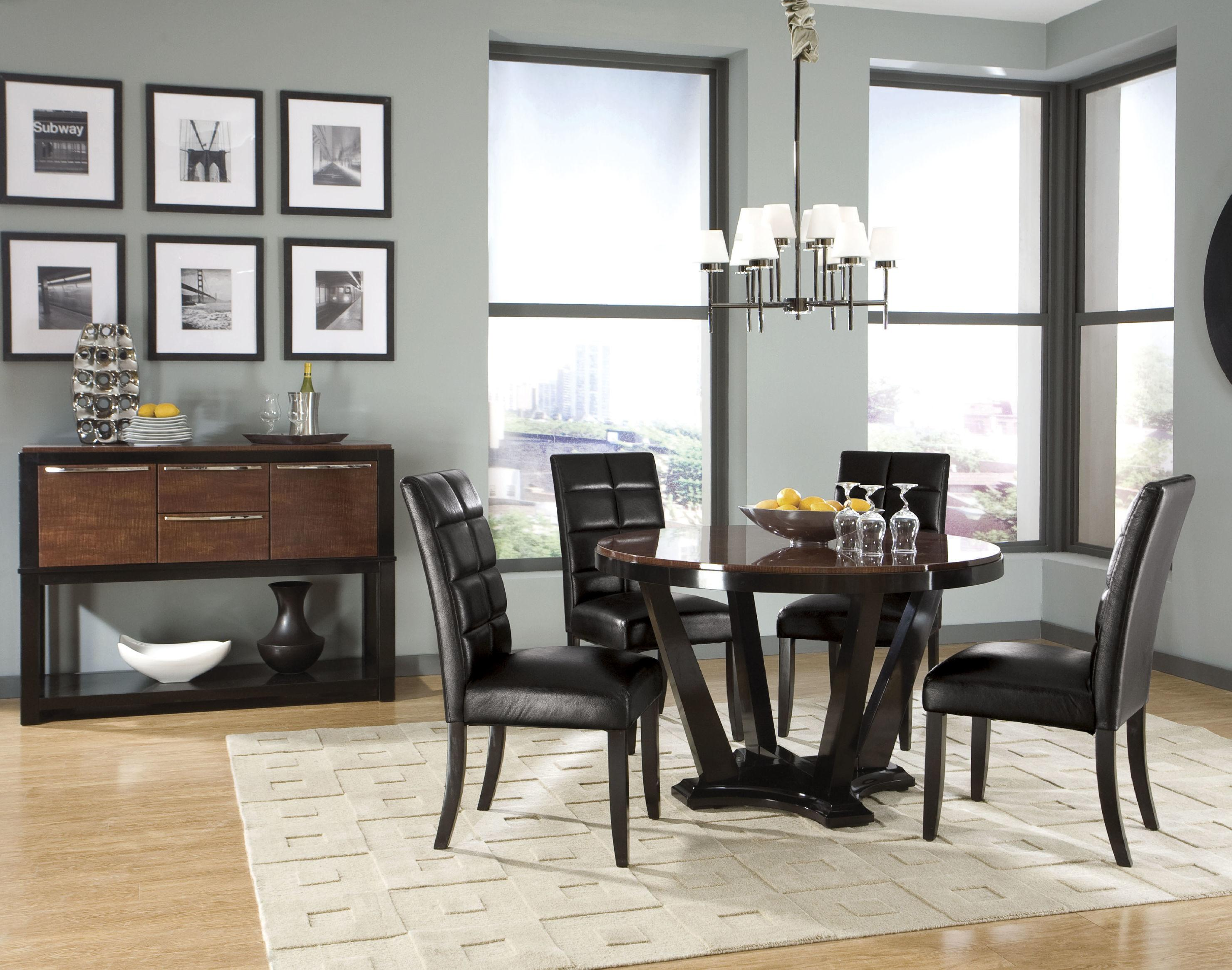 Standard Furniture Dining Room Table Round