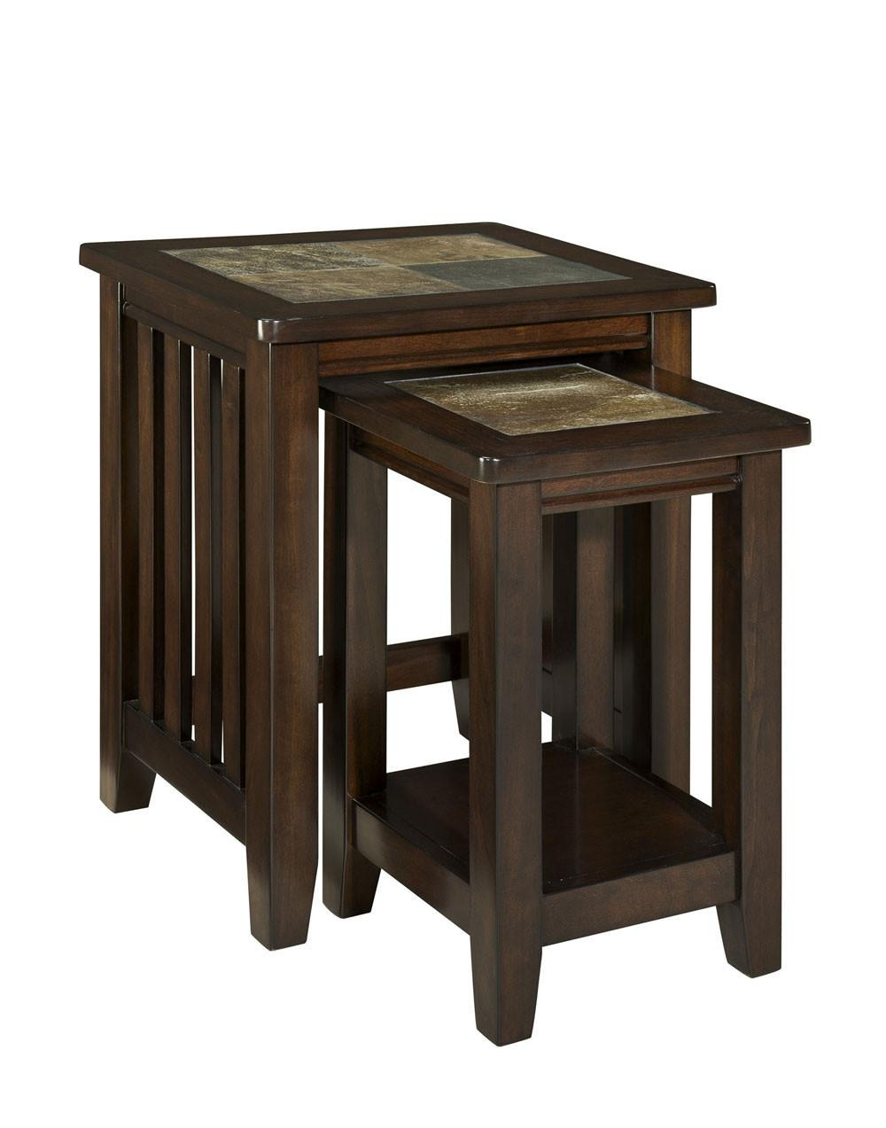 Standard Furniture Napa Valley Nesting Tables Beyond Stores