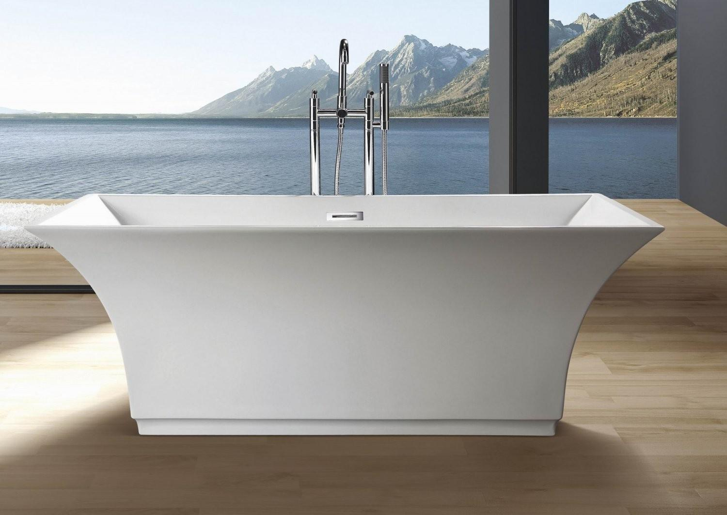 Standing Bath Tubs Gorgeous Design Style