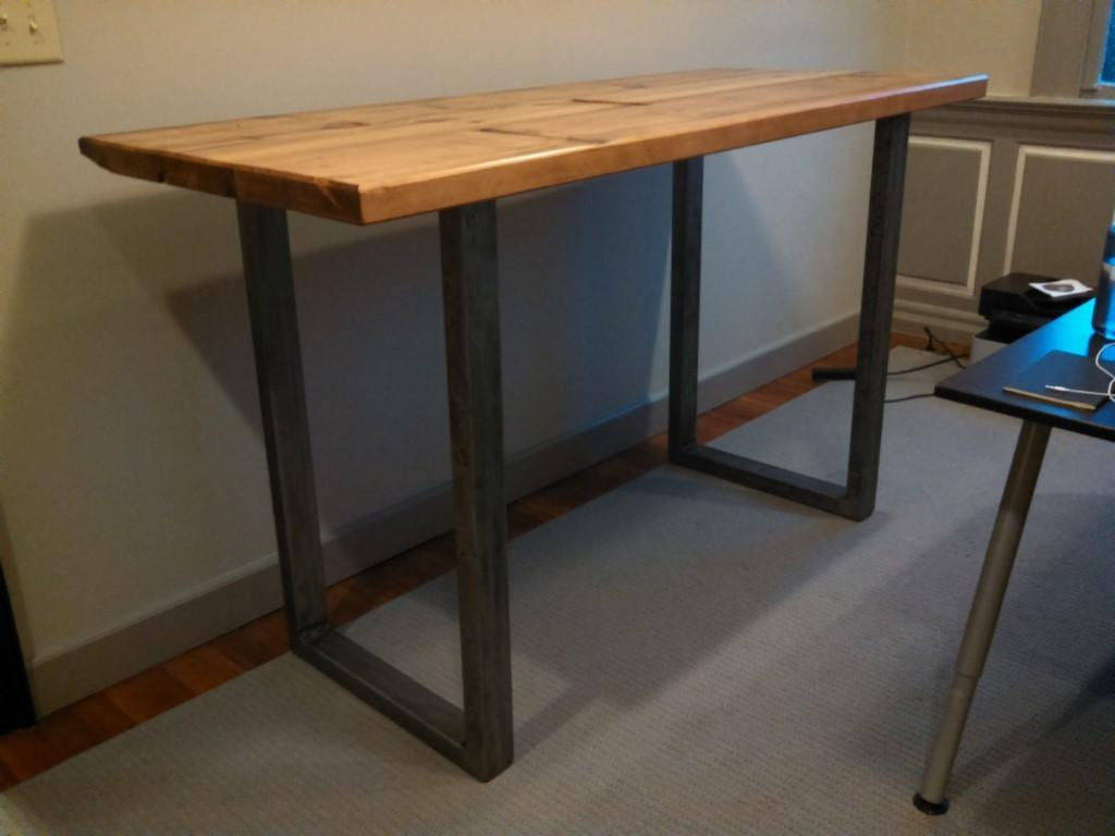 Standing Desk Topper Diy Thediapercake Home Trend