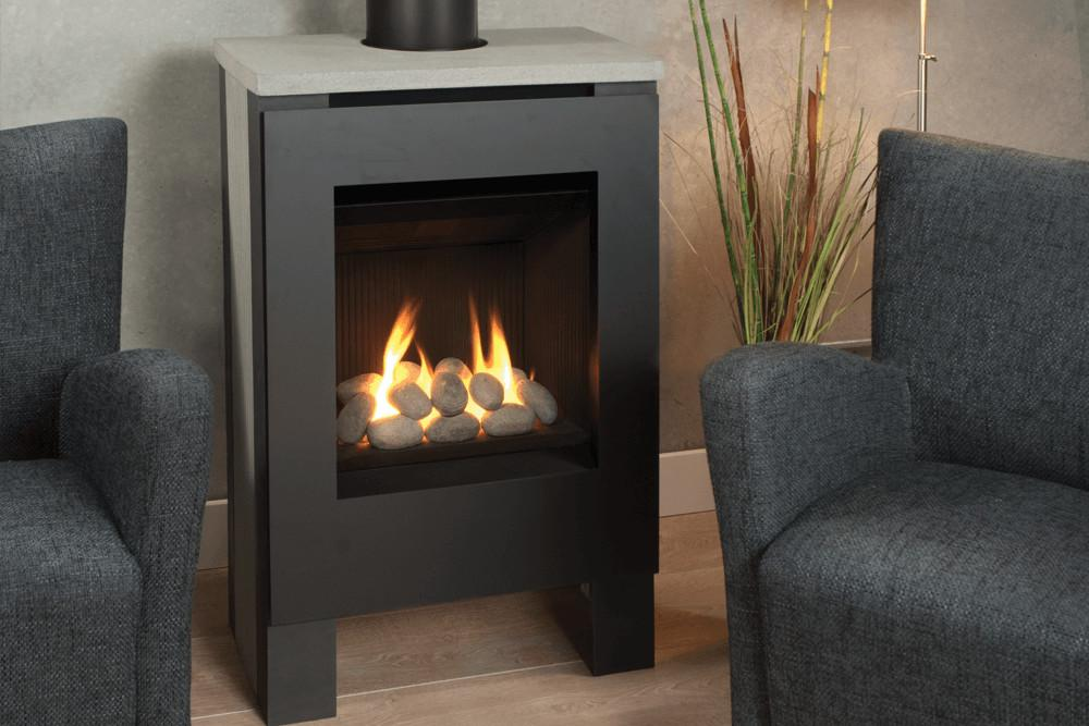 Standing Fireplaces Modern Cool Wood Burning